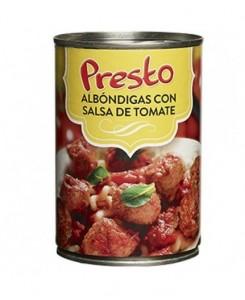 Coren Meatballs with Tomato...