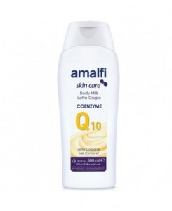 Amalfi Body Milk Q10 500ml