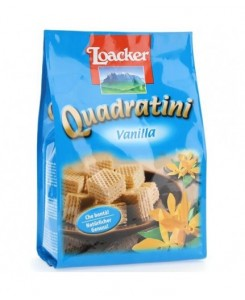 Loacker Quadratini Vanilla...