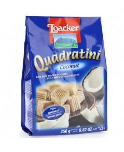 Loacker Quadratini Coconut...