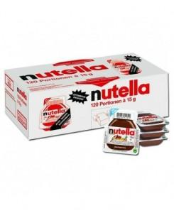 Nutella Single Portion Tray...