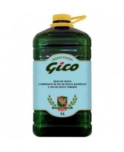 Gico Olive Oil 5Lt