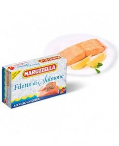 Maruzzella Salmon Fillet in...