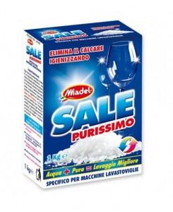 Madel Dishwasher Salt 1Kg.