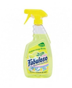 Fabuloso Lime and Mint...