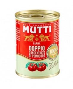 Mutti Double Concentrate 140gr