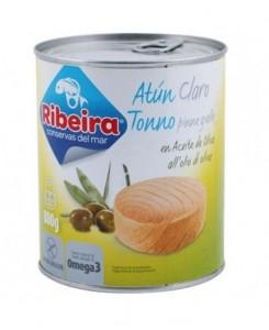 Ribeira Tuna in Olive Oil...