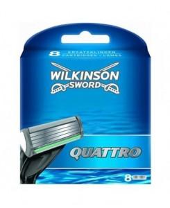 Wilkinson Quattro Refill 8pcs