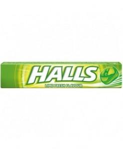 Halls Candy Lime Fresh 20pcs