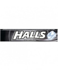 Halls Extra Strong Candies...