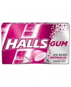 Halls Gum Watermelon 16pcs