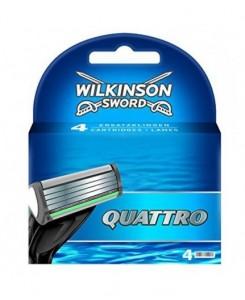 Wilkinson Quattro Plus 4pz