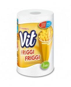 Vit Coil Fry Fry 100 Strains