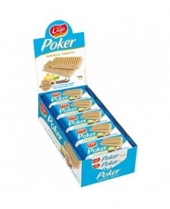 Lago Poker Vanilla 20x45gr