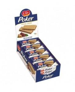 Lago Poker Cacao 20x45gr