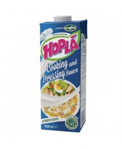 Hoplà Cooking and Dressing...