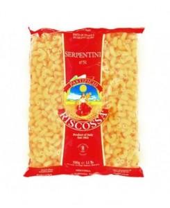 Riscossa Pasta Serpentini...