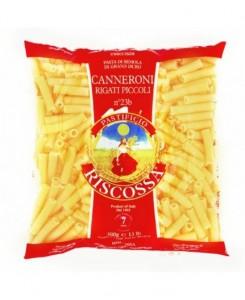 Riscossa Pasta Canneroni...