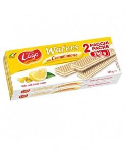 Lake Wafer Lemon 250gr