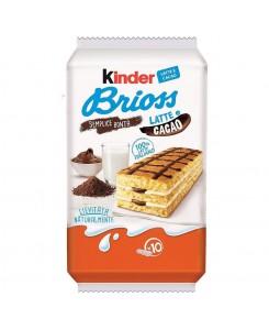 Ferrero Kinder Brioss Milk...