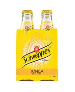 Schweppes Tonica 4X18cl