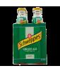 Schweppes Ginger Ale 4X18cl