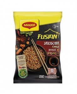 Maggi Fusian Yakisoba Taste...