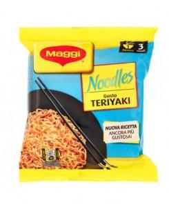 Maggi Noodles Teriyaki...