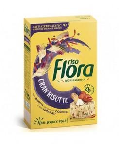 Flora Rice Gran Risotto 1Kg