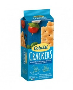 Colussi Crackers Without...