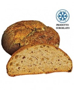Veropane Bread with Linseed...