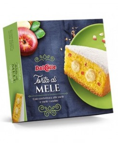 Dal Colle Apple Cake 300gr
