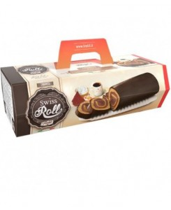 Cold Swiss Roll with...