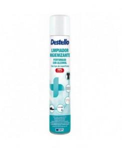 Destello Sanitizing...