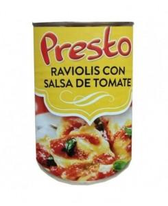 Coren Presto Ravioli with...