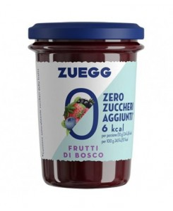 Zuegg Jam Fruits of the...